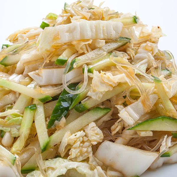 A-8 Kinietiškų makaronų salotos