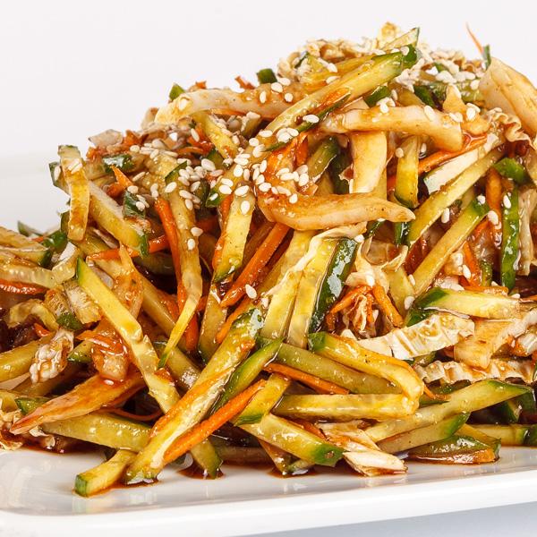 A-1 Kiniškos salotos