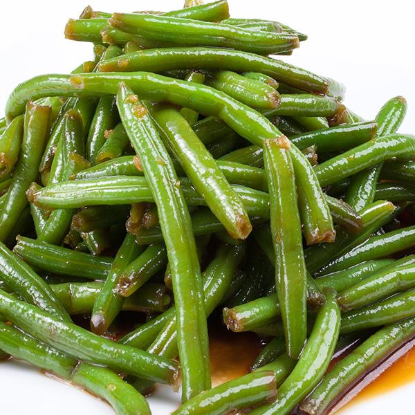 A-9 Šparaginės pupelės su aštriuoju kinišku padažu