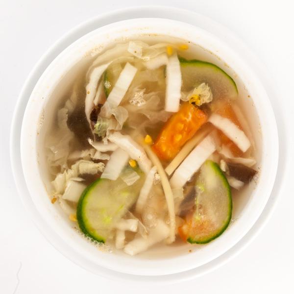 B-7 Daržovių sriuba