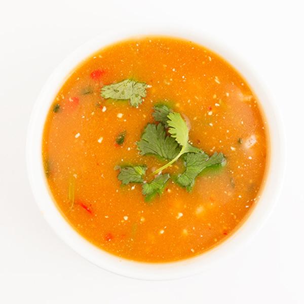 B-12 Kokosų pieno sriuba